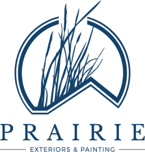 Prairie Exteriors Logo w/ Transparent Background