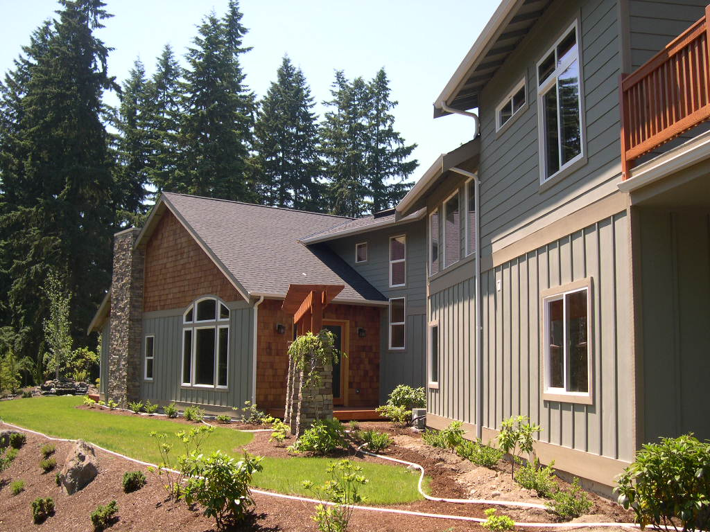 Vertical and Horizontal LP Siding - Prairie Exteriors and