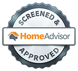 Home Advisor SCREENED and APPROVED Badge image